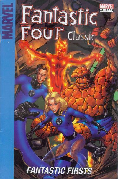 Target Fantastic Four Classic: Fantastic Firsts Vol 1 1
