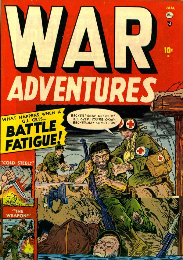 War Adventures Vol 1 1