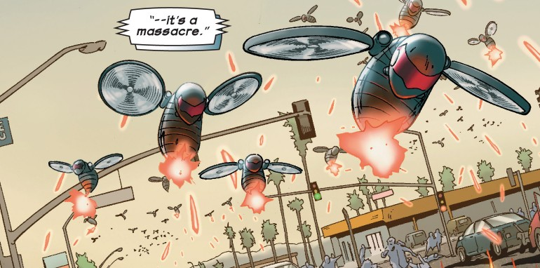 Wasps (Drones)/Gallery