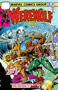 Werewolf by Night Vol 1 39