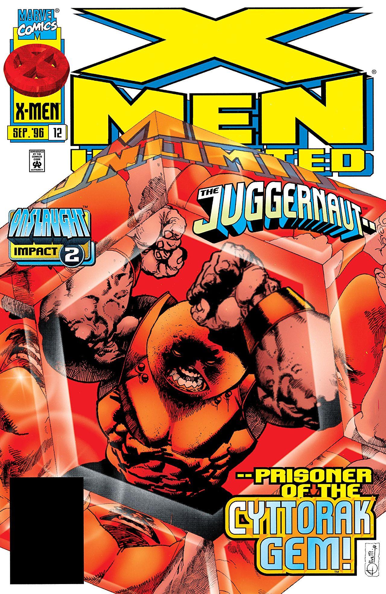 X-Men Unlimited Vol 1 12
