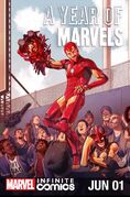 Year of Marvels June Infinite Comic Vol 1 1