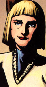 Yuri Grigorievich's Stepmother (Earth-616)