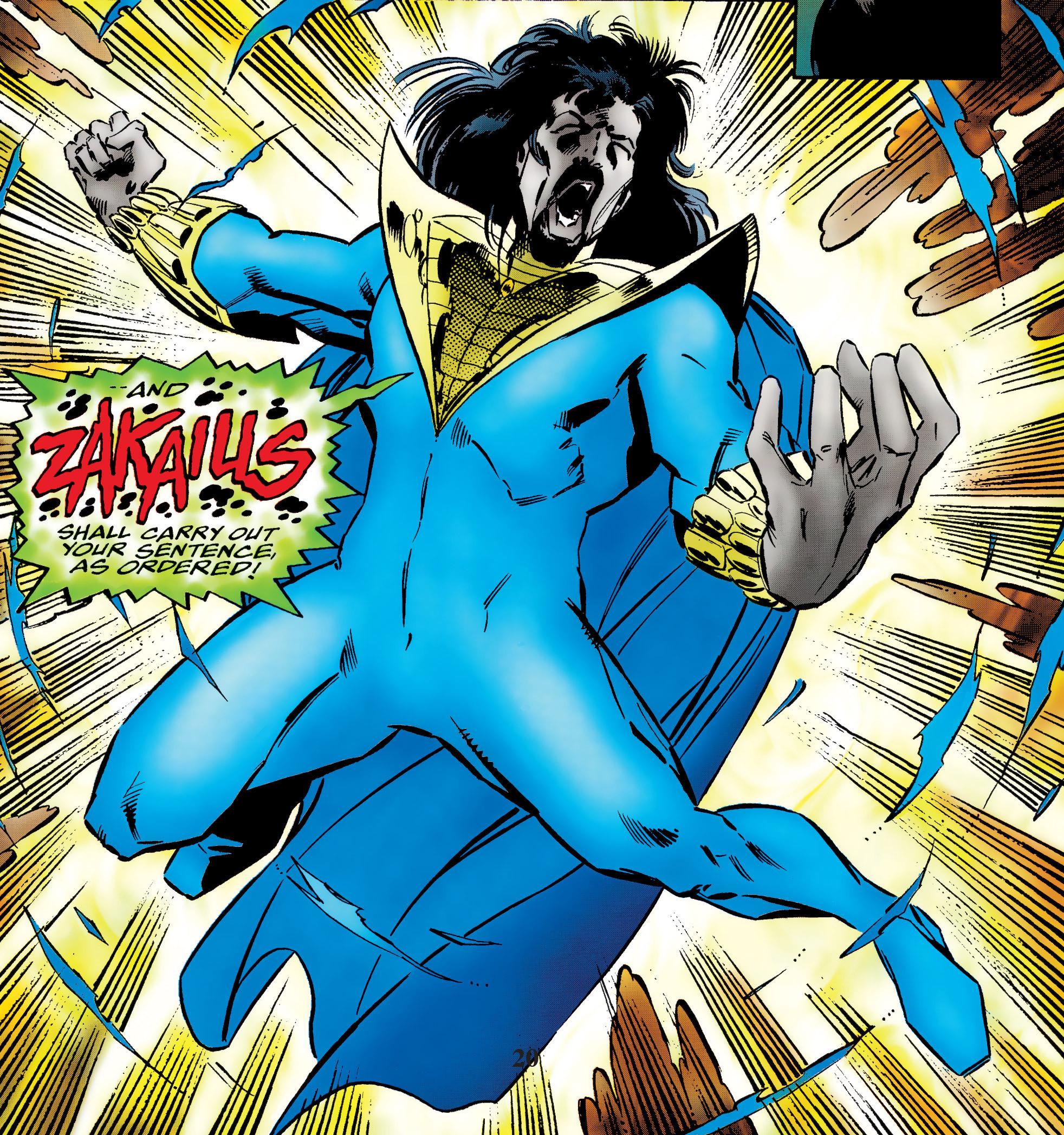 Zakaius (Earth-616)