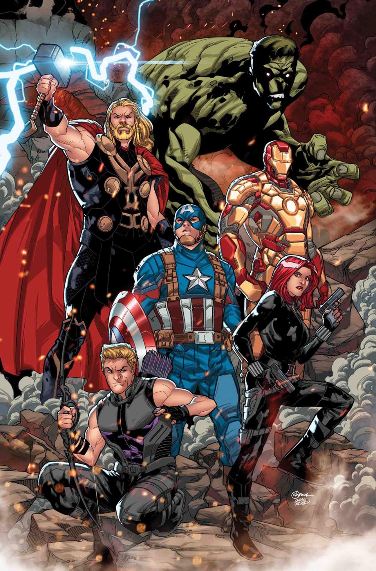 Avengers (Earth-TRN808)
