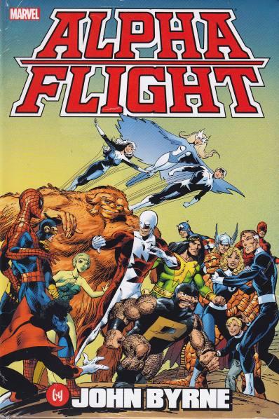 Alpha Flight by John Byrne Omnibus Vol 1