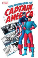 Captain America The Adventures of Captain America Vol 1 1