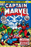 Captain Marvel Vol 1 28