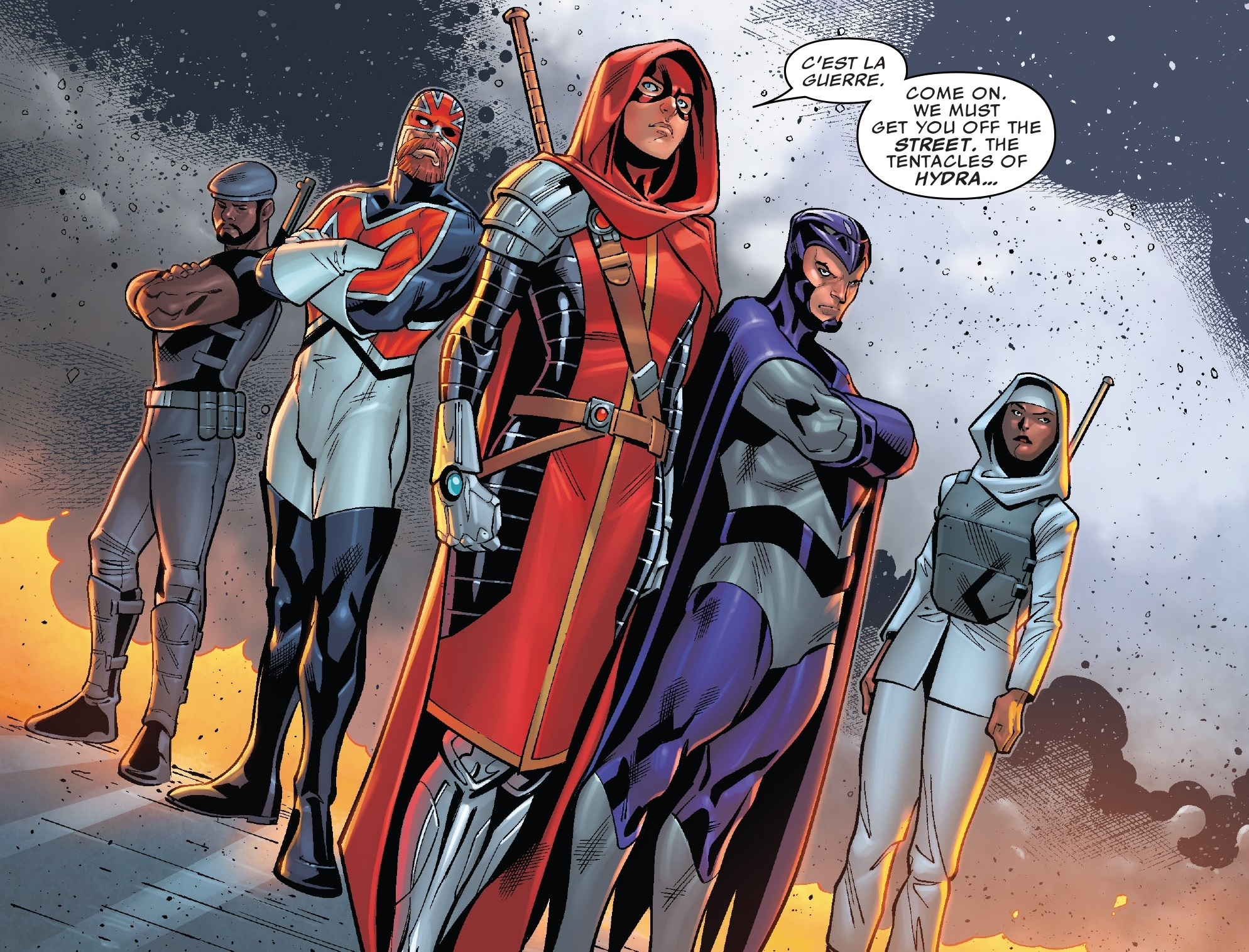 Champions of Europe (Earth-616)