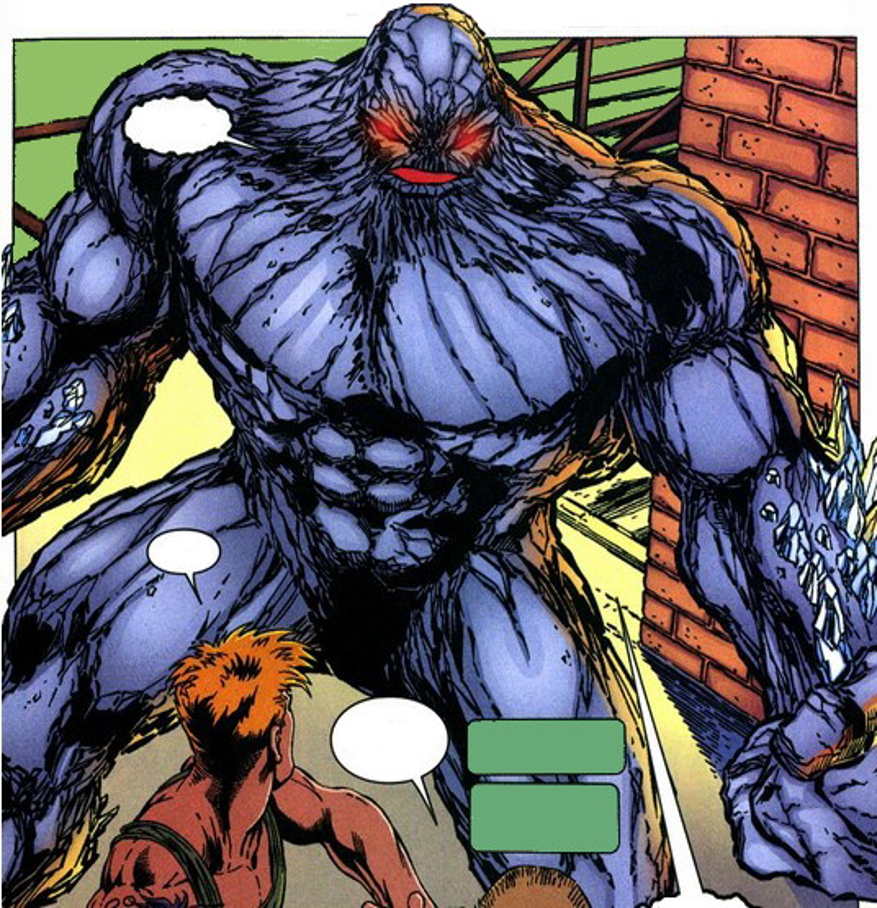 Charles Burlingame (Earth-616)