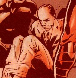 Charles Standish (Earth-616)