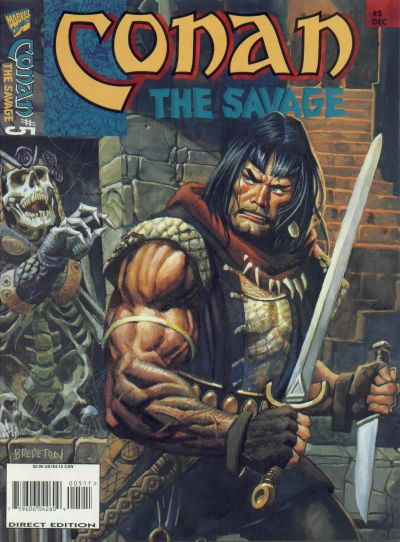 Conan the Savage Vol 1 5