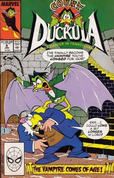 Count Duckula Vol 1 9