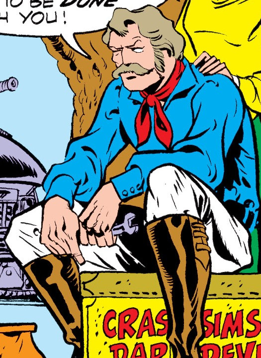 Craig Simpson (Earth-616)