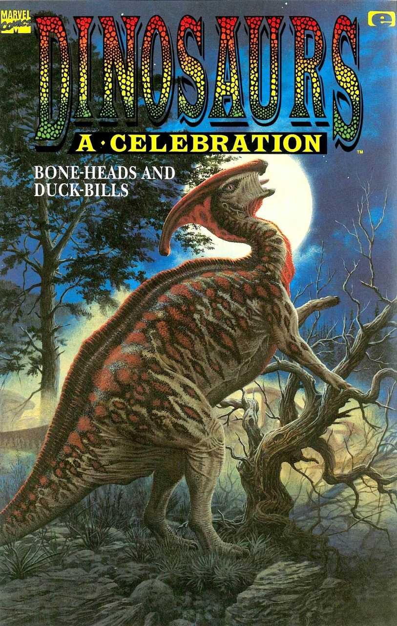 Dinosaurs, A Celebration Vol 1 3