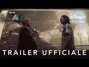 Disney+ - Loki - Trailer Ufficiale - In Streaming dall'11 Giugno
