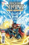 Doctor Strange Mystic Apprentice Vol 1 1