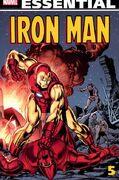 Essential Series Iron Man Vol 1 5
