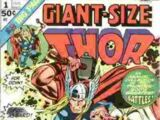 Giant-Size Thor Vol 1