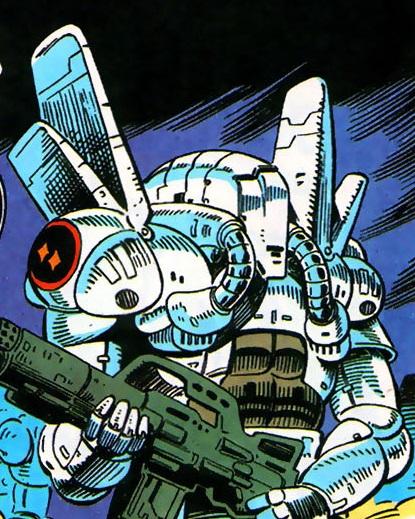 Hardliners (Earth-9418)