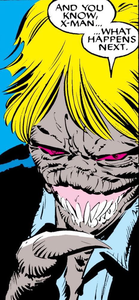 Harry Palmer (Earth-616)