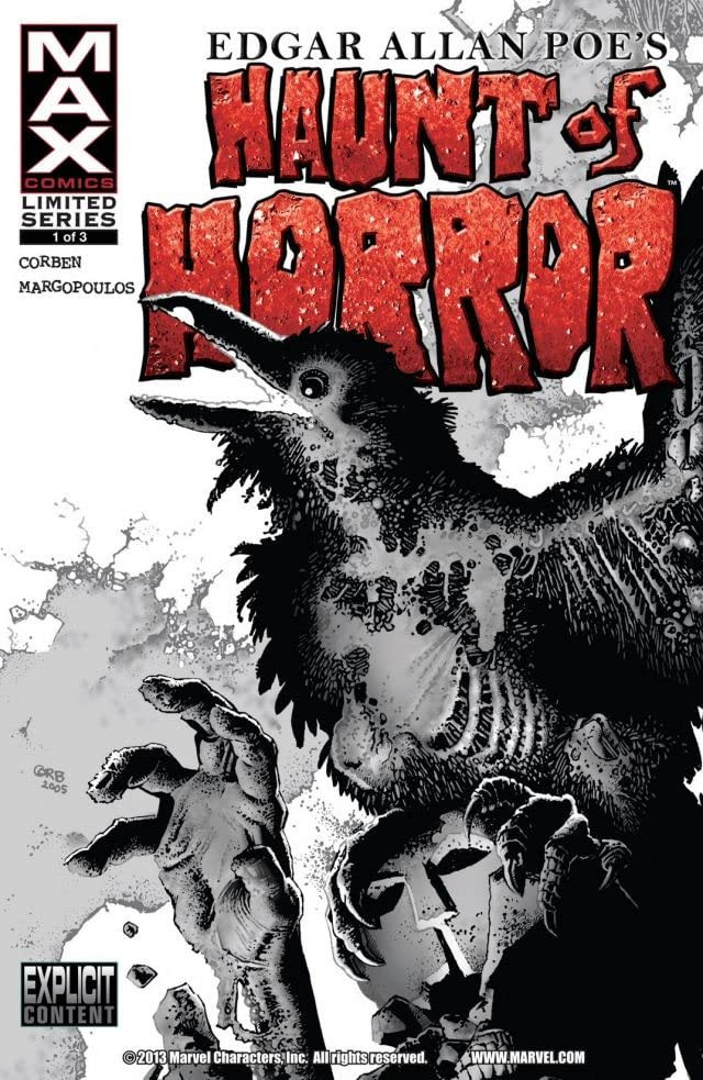 Haunt of Horror: Edgar Allan Poe Vol 1