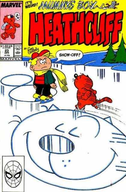 Heathcliff Vol 1 23