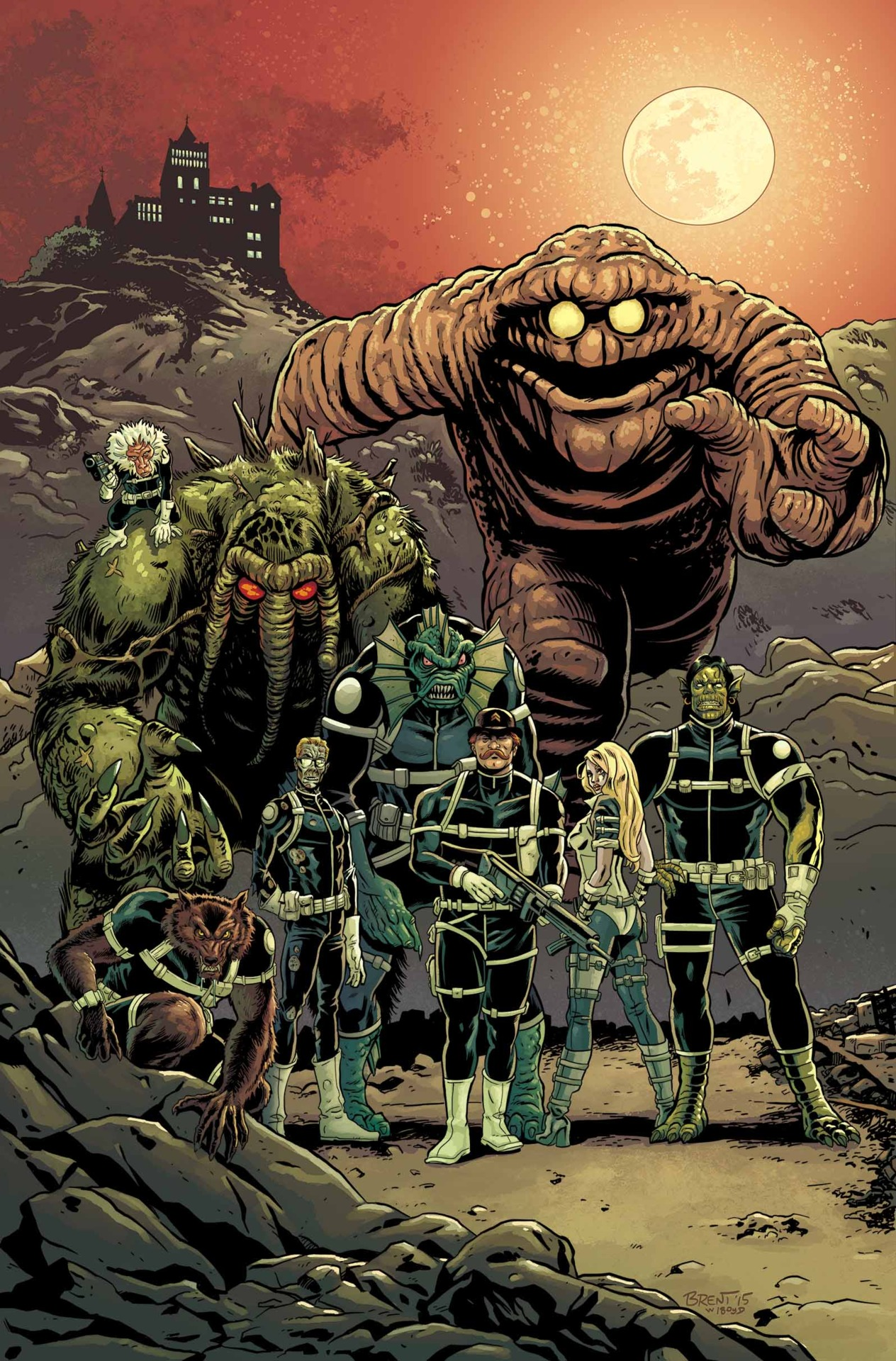 Howling Commandos of S.H.I.E.L.D. Vol 1 1 Textless.jpg