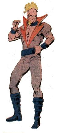 Jerome Myers (Earth-712)