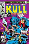 Kull the Destroyer Vol 1 27