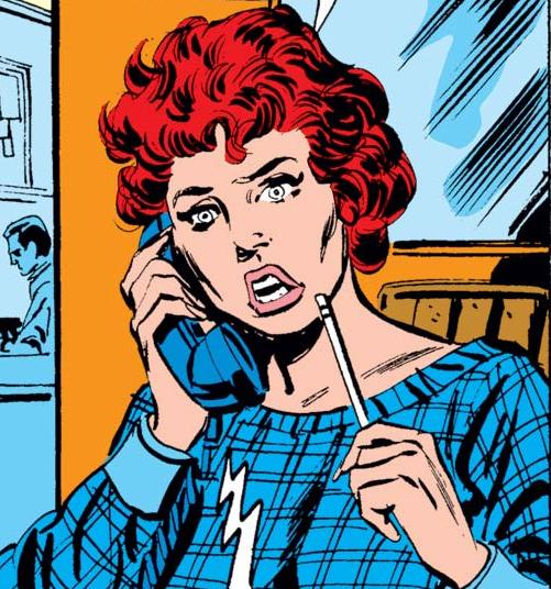 Lynn Anderson (Earth-616)