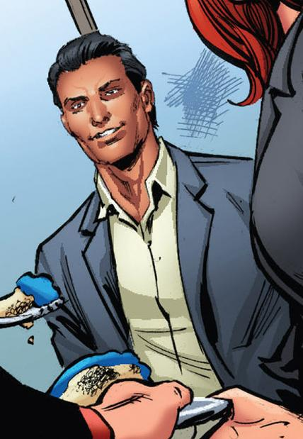 Marcus Kumar (Earth-616)