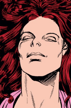 Martha Shmidt (Earth-616) from Captain America Vol 1 298 001.png