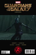 Marvel's Guardians of the Galaxy Prelude Vol 1 1