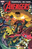 Marvel Action Avengers Vol 1 12