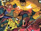 Marvel Action: Avengers Vol 1 12