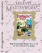 Marvel Masterworks Vol 1 2