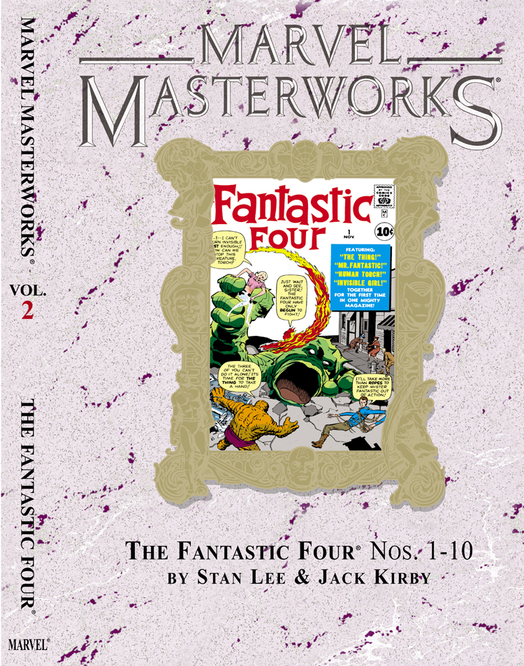 Marvel Masterworks: Fantastic Four Vol 1 1