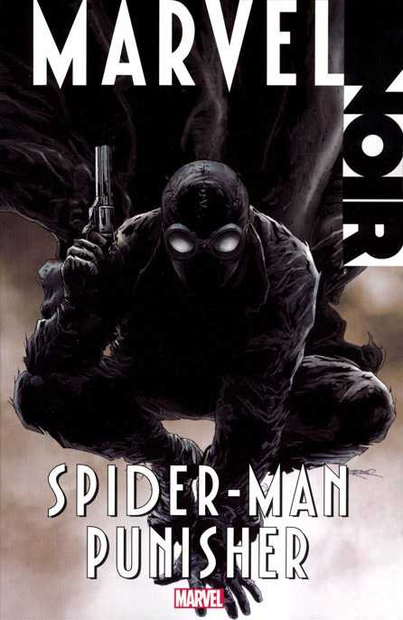 Marvel Noir: Spider-Man/Punisher Vol 1 1