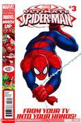 Marvel Universe Ultimate Spider-Man Vol 1 3