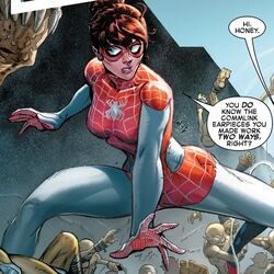 Mary Jane Watson (Earth-18119) from Amazing Spider-Man Renew Your Vows Vol 2 1 001.jpg