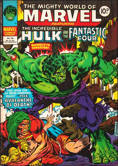 Mighty World of Marvel Vol 1 325