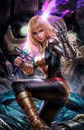 New Mutants Vol 4 1 Comics Elite And Unknown Comics Virgin Variant