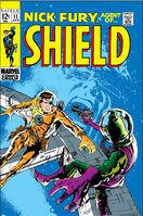Nick Fury, Agent of SHIELD Vol 1 11