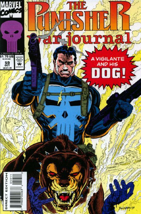 Punisher War Journal Vol 1 59