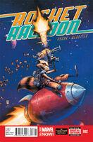 Rocket Raccoon Vol 2 2