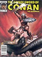 Savage Sword of Conan Vol 1 158