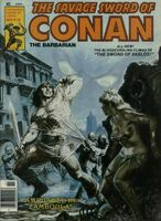 Savage Sword of Conan Vol 1 58
