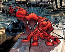 Sensational Spider-Man Vol 2 23 Textless Wrap Around Cover.jpg