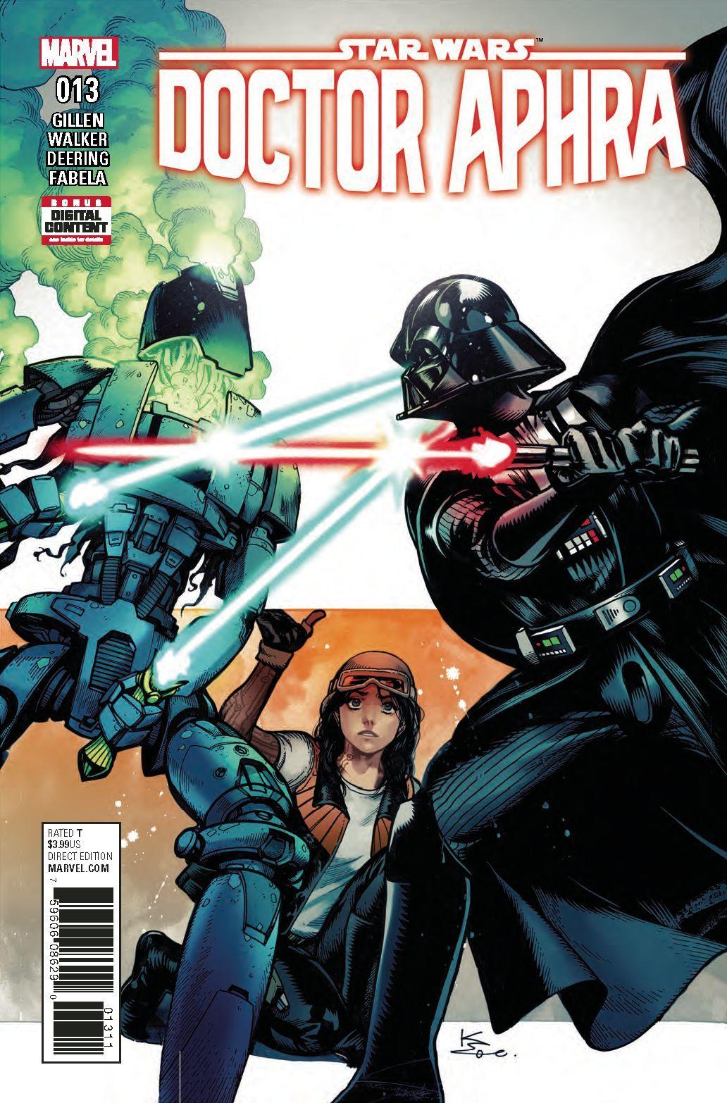 Star Wars: Doctor Aphra Vol 1 13